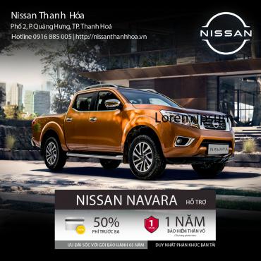 Nissan Navara - Đại Lý Nissan Chính Hãng Tại Thanh Hóa